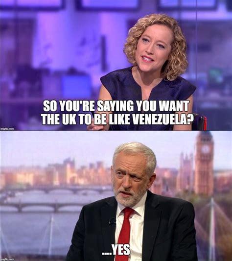 Cathy Newman Memes - corbyn cathy newman meme sargonofakkad
