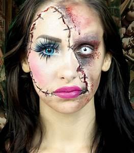 Déguisement Qui Fait Peur : d guisement halloween qui fait vraiment peur 25 id es en photos halloween creepy halloween ~ Melissatoandfro.com Idées de Décoration