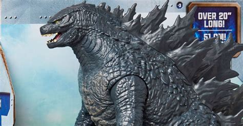 King Of The Monsters Jakks Pacific Toys Revealed