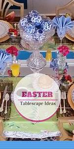 Easy Easter Tablescape Inspiration Blissfully Domestic