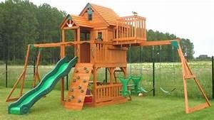 Jeux Exterieur Bois Enfant : aire de jeux exterieur aire de jeux enfant achat vente pas ~ Premium-room.com Idées de Décoration