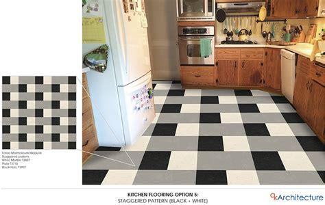 dianas   ten kitchen floor tile pattern