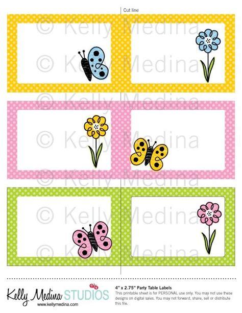 flower name tag printable calendars cubby name 981 | 767ff80eecd989b66d78ea340c53b757