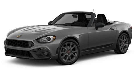 New 2019 Fiat 124 Spider Abarth For Sale  Evanston Il