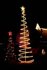 Christmas, Tree, Light, Decorations, Picture