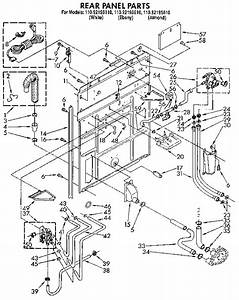 Wiring Diagram For Kenmore Washing Machine