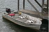 Pictures of Small Aluminum Boats