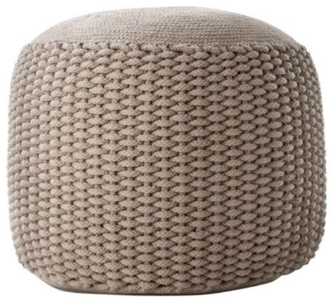 small ottomans and poufs neutral pouf small contemporary floor pillows