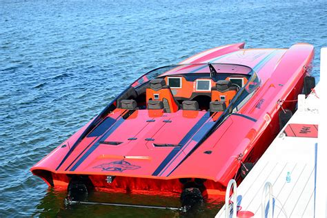 M41 Boat by M41 Performance Catamaran Dcb High Performance Boats