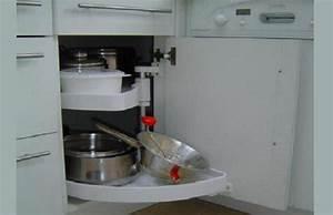 Meuble Coin Cuisine : meuble coin cuisine ~ Teatrodelosmanantiales.com Idées de Décoration