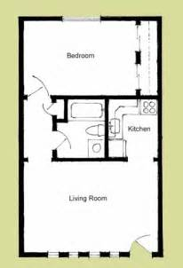 1 Bedroom House Floor Plans One Room Cabin Floor Plans Studio Design Gallery Best Design
