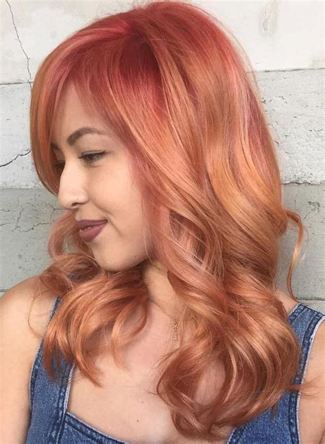 Strawberry Hair by 60 Trendiest Strawberry Hair Ideas For 2019