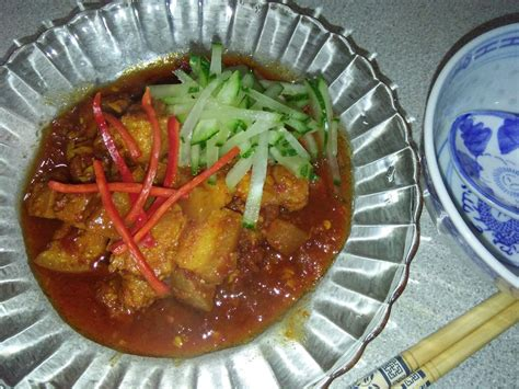 curry cuisine cooking pleasure burmese style pork curry