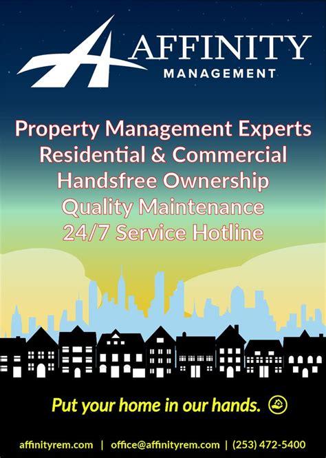 estate tacoma affinity management