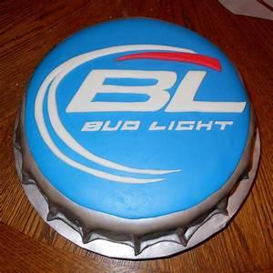 Bud, Light, Cakes, U2013, Decoration, Ideas