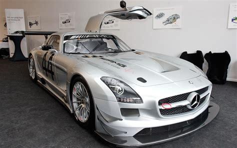 Mercedes Benz Sls Amg Gt3 First Drive Motor Trend