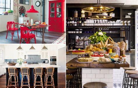cuisine de bistrot 23 décorations de cuisine pour une ambiance bistrot