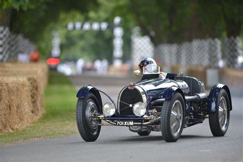 Bugatti Type 59-2013 Goodwood Festival Of Speed