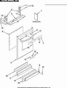 Kitchenaid Dishwasher Kudk03ctss2 User Guide
