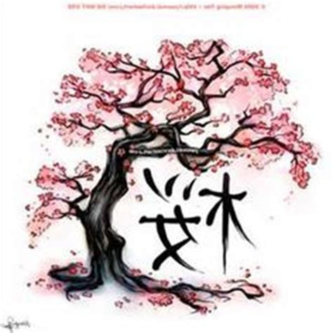 Sakura Tree Drawing At Getdrawingscom Free For Personal