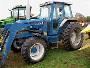 1986 Ford 7710 Tractors - Utility  40-100hp