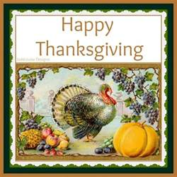 be thankful a special happy thanksgiving message