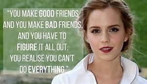 25+ best Gender... Emma Watson Beauty Quotes