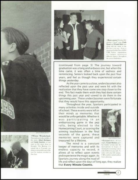 Schurr High School Number by Explore 1999 Schurr High School Yearbook Montebello Ca