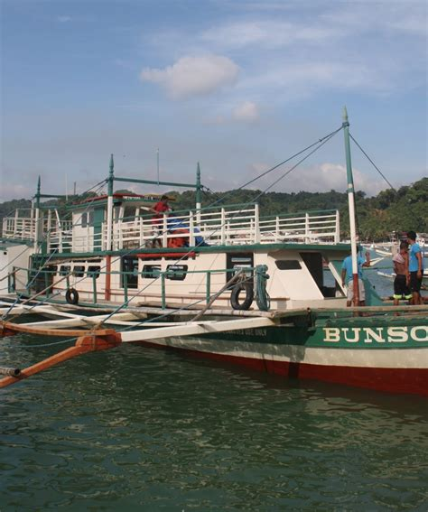 Fast Boat El Nido To Coron by Bunso Ferry From El Nido To Coron Online Booking