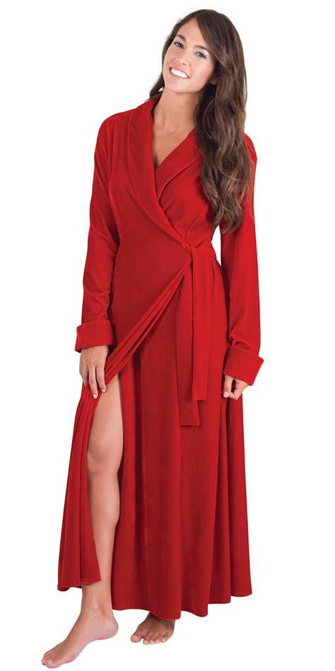 robe de chambre velours robe de chambre longue femme velours