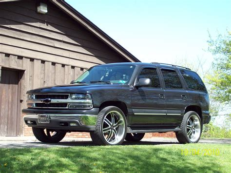 Shadytahoe 2004 Chevrolet Tahoe Specs, Photos