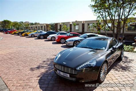 aston martin rapide spotted  durban south africa