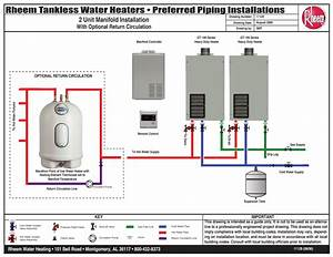 Rheem Water Heater Tankless Water Heater User U0026 39 S Guide
