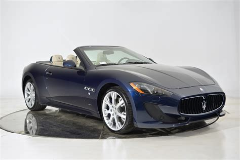new 2017 maserati gt convertible sport for sale fort