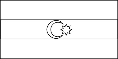 Azerbaijan Flag Pictures
