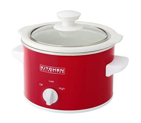 kitchen selectives crock pot kitchen selectives cooker 1 5 quart rings n