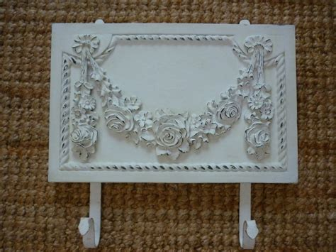provincial shabby chic shabby n chic french provincial vintage furniture applique large rose wreath ebay