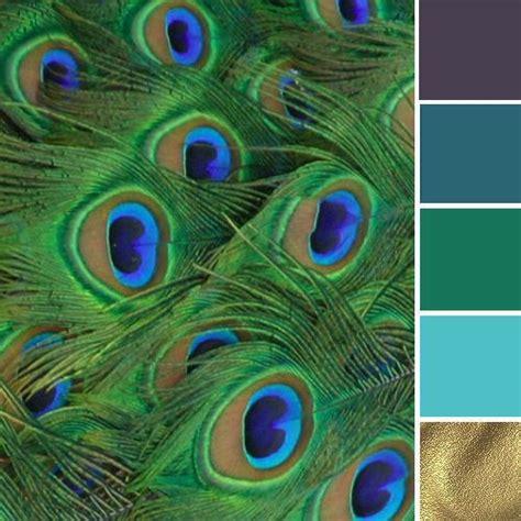 peacock color scheme the 25 best peacock color scheme ideas on