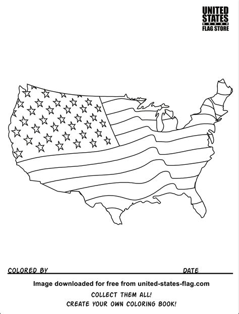 florida template  kids army coloring pages  kids