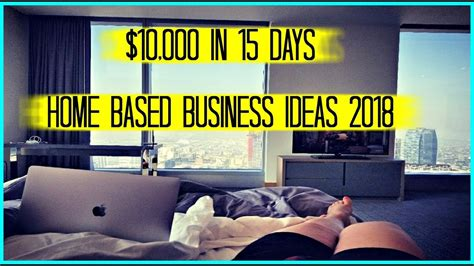 All they need is a great small business idea. (2018) Home Based Business Ideas - How To Earn Money ...