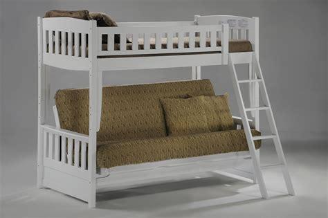 cinnamon futon bunk night day futon dor natural