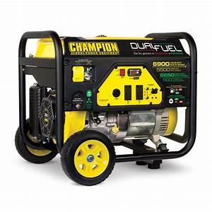 Champion Power Equipment 5 500