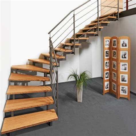 Stahl Holz Treppe by Auentreppe Stahl Holz Cool Innentreppe Holz Vn Teppich