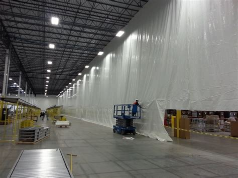 temporary partition walls  construction interior