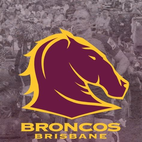 Official twitter account of the brisbane broncos | #bronxnation. #Brisbane #Broncos !!! :D | Brisbane broncos, Nrl rugby league, Broncos logo