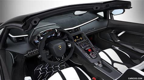lamborghini aventador svj roadster interior 2020 lamborghini aventador svj roadster interior hd wallpaper 18