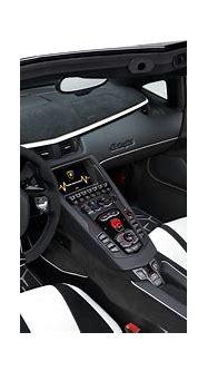 2020 Lamborghini Aventador SVJ Roadster - Interior | HD ...