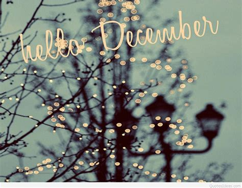 Hello December Images Sayings And Wallpapers 2015