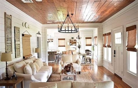 brilliant farmhouse living room lighting design ideas homyfeed