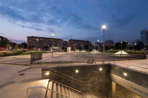 Disano Illuminazione Esterni Progetti Gt Esterni Gt Arredo Urbano Disano Illuminazione Spa